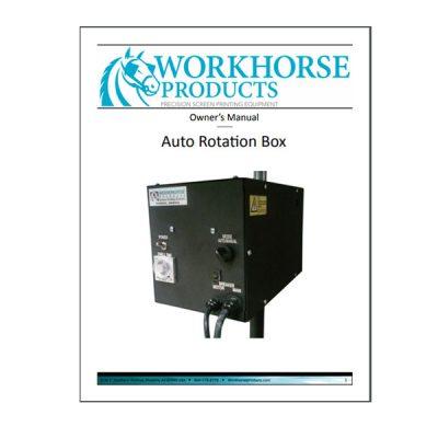 Auto Rotation Box Manual