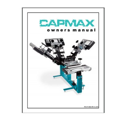Cap Max Owners Manuals