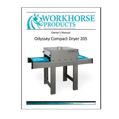 Odyssey Compact Dryer 205