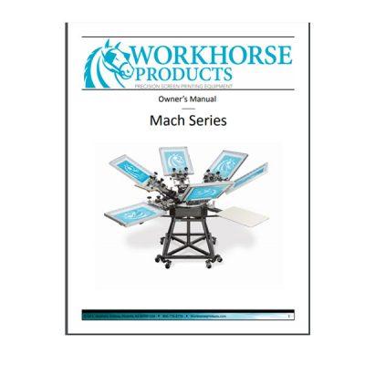 Mach Series Owners Manual