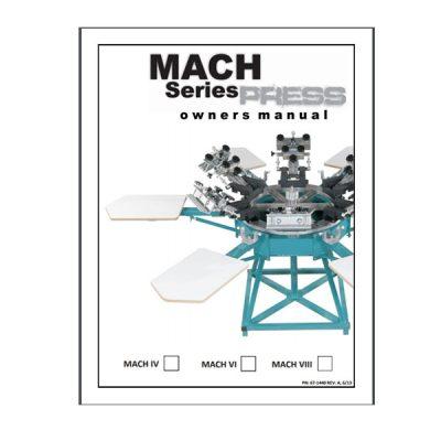 Mach All Heads Down Manual
