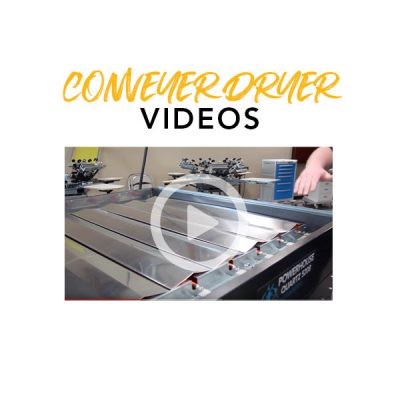 Conveyor Dryer Videos
